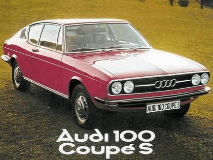 1970 Audi 100 coupé S 6