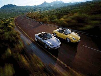 2003 Porsche Boxster S 4