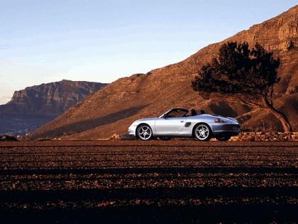 2003 Porsche Boxster S 6