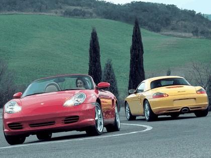 2003 Porsche Boxster S 11