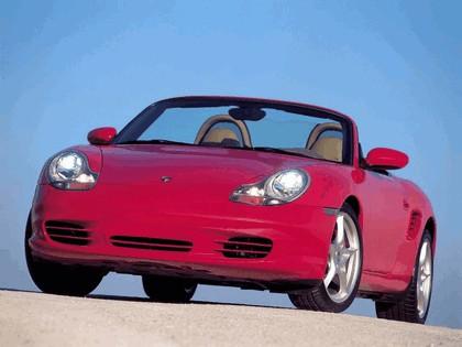 2003 Porsche Boxster S 13