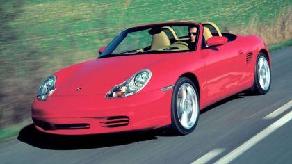 2003 Porsche Boxster S 5