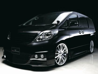 2008 Toyota Alphard by Wald 4