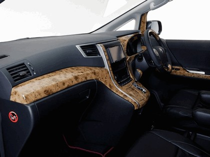 2008 Toyota Alphard by Wald 10