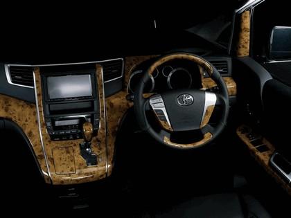2008 Toyota Alphard by Wald 12