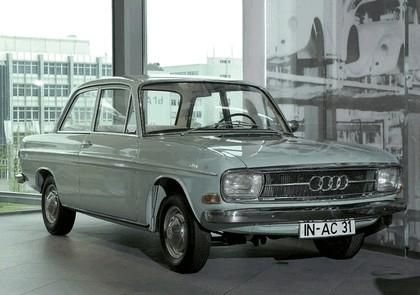 1967 Audi 60 2-door 1