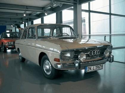 1967 Audi 60 2-door 2