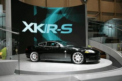 2008 Jaguar XKR-S 3