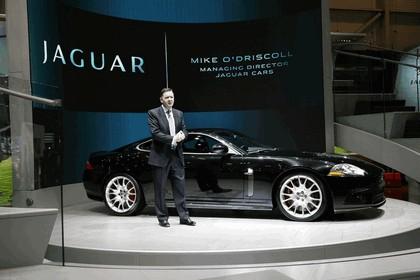 2008 Jaguar XKR-S 4