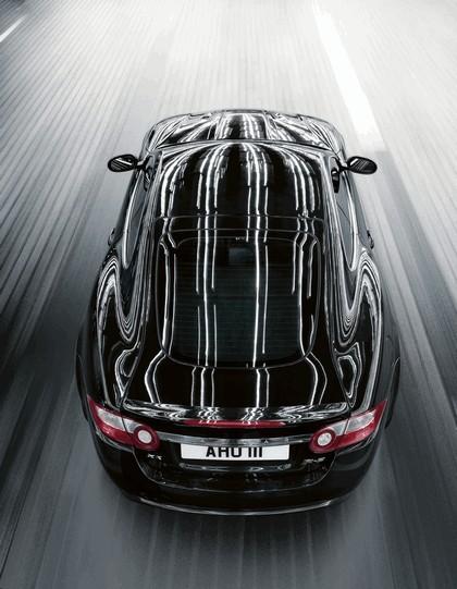 2008 Jaguar XKR-S 8