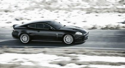 2008 Jaguar XKR-S 11