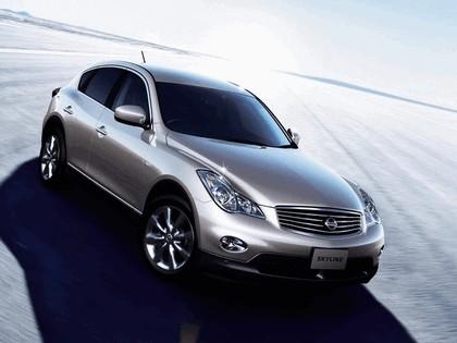 2009 Nissan Skyline Crossover 2