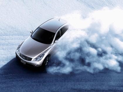 2009 Nissan Skyline Crossover 3
