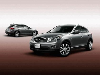 2009 Nissan Skyline Crossover 4