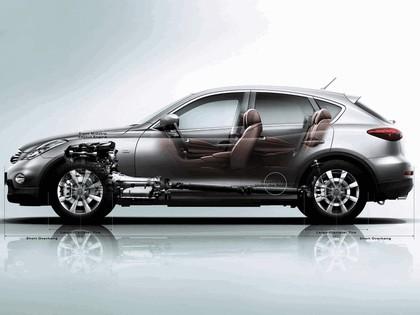 2009 Nissan Skyline Crossover 6