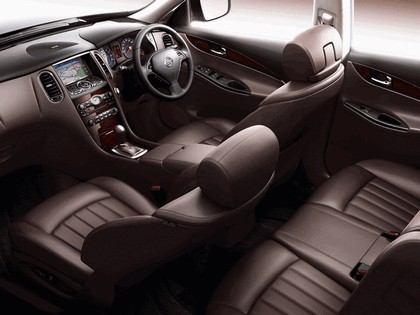 2009 Nissan Skyline Crossover 7