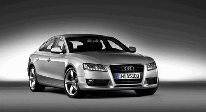 2009 Audi A5 Sportback 1
