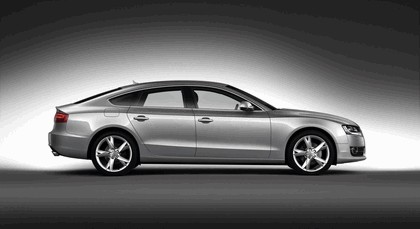 2009 Audi A5 Sportback 2