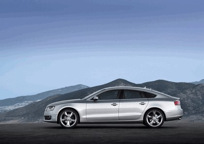 2009 Audi A5 Sportback 4