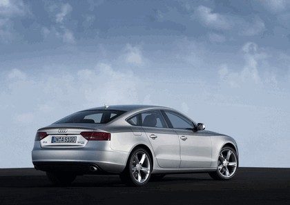2009 Audi A5 Sportback 5