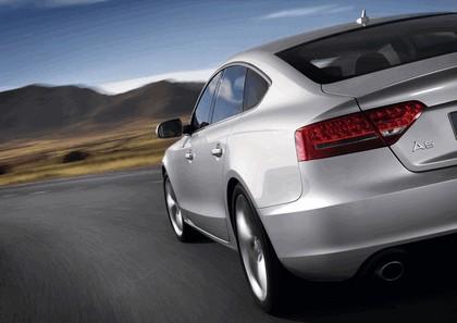 2009 Audi A5 Sportback 7