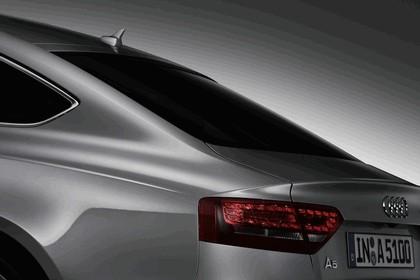 2009 Audi A5 Sportback 9