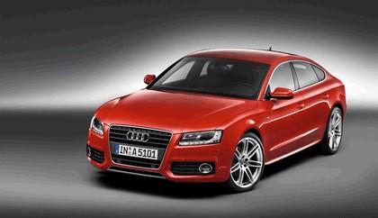2009 Audi A5 Sportback 11