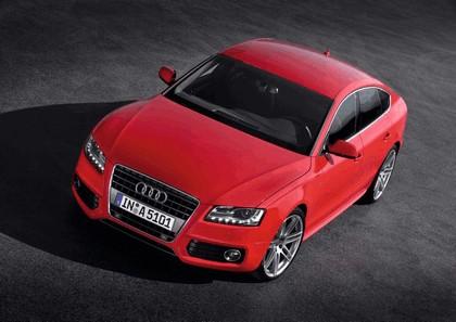 2009 Audi A5 Sportback 12