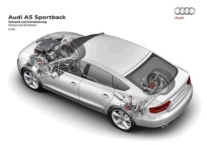 2009 Audi A5 Sportback 25