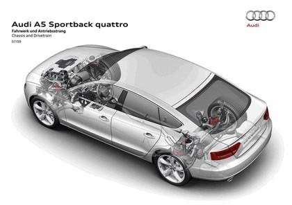 2009 Audi A5 Sportback 26