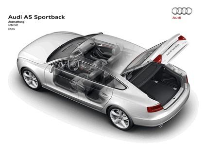 2009 Audi A5 Sportback 27