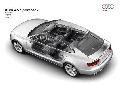 2009 Audi A5 Sportback 28