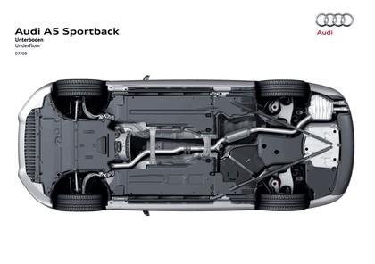 2009 Audi A5 Sportback 29