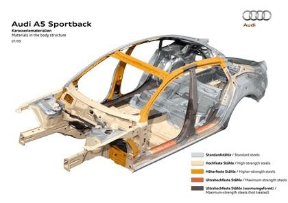 2009 Audi A5 Sportback 30
