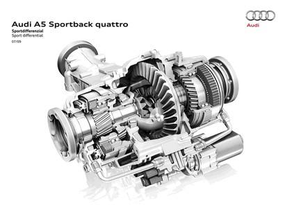 2009 Audi A5 Sportback 31