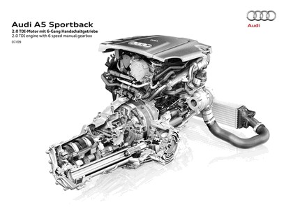 2009 Audi A5 Sportback 32