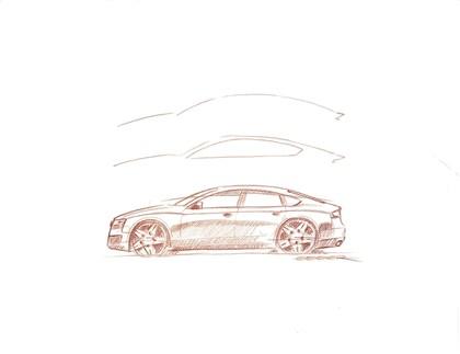 2009 Audi A5 Sportback 39