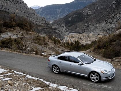 2009 Jaguar XF S diesel 5