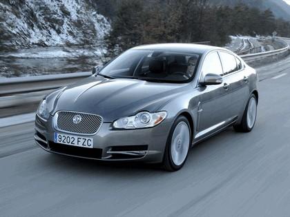 2009 Jaguar XF S diesel 6