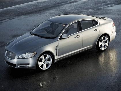 2009 Jaguar XF S diesel 7