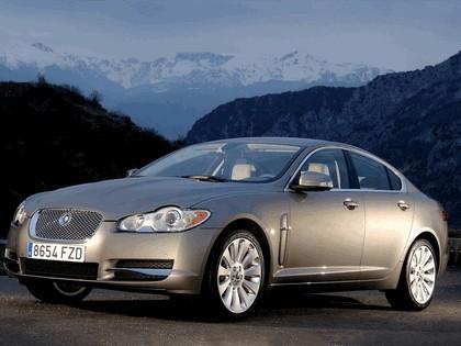 2009 Jaguar XF S diesel 8