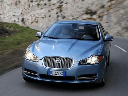 2009 Jaguar XF S diesel 10