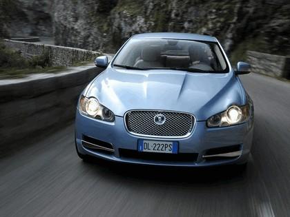 2009 Jaguar XF S diesel 11