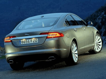 2009 Jaguar XF S diesel 12