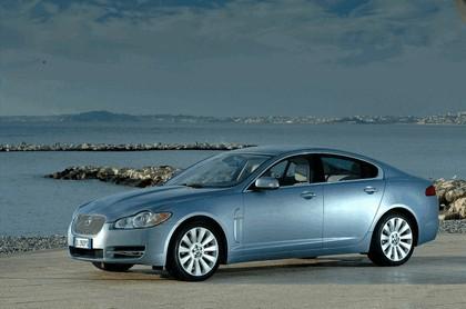 2009 Jaguar XF S diesel 13