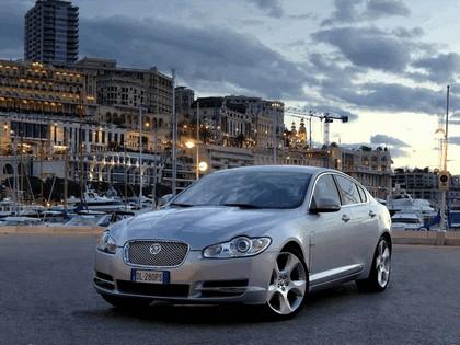 2009 Jaguar XF S diesel 14
