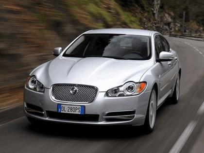 2009 Jaguar XF S diesel 15