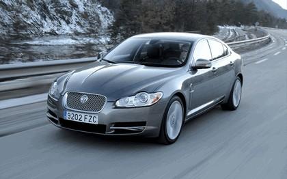 2009 Jaguar XF S diesel 19