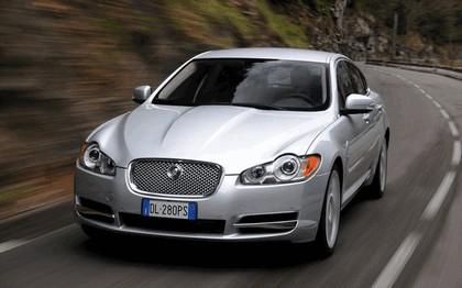 2009 Jaguar XF S diesel 28