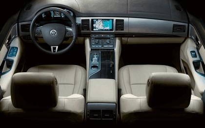 2009 Jaguar XF S diesel 30